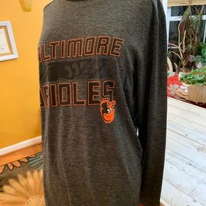 Baltimore Orioles Long Sleeve Tee